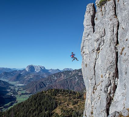 Climbing/Via ferrata route
